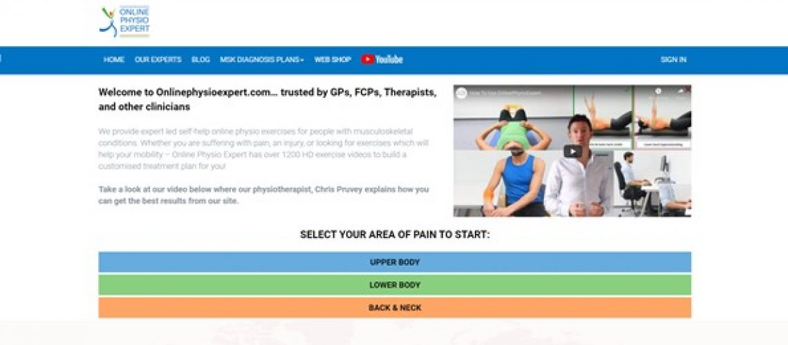 Online Physio Expert