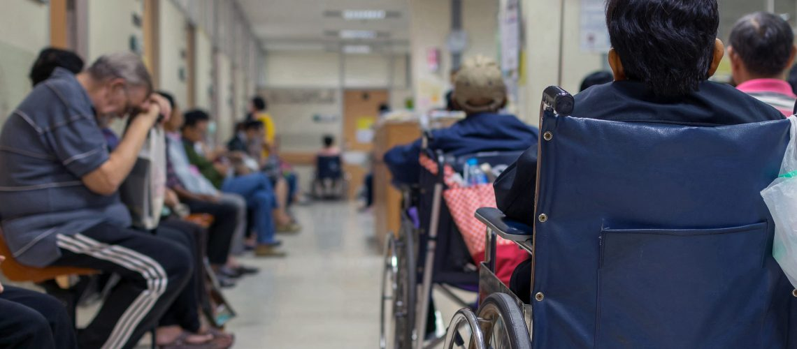 Waiting lists and the long-term future of the NHS